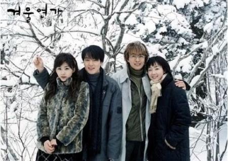 冬ソナ,ペ・ヨンジュン,チェ・ジウ,年齢