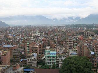 ネパールでマグニチュード(M)7.9の強い地震