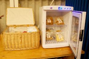 昼食難民,置き総菜