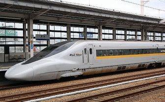 新幹線の旅 快適に