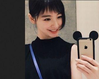 篠田麻里子,前髪,なし