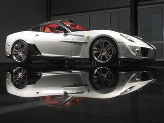 フェラーリ 599,メイウェザー,車
