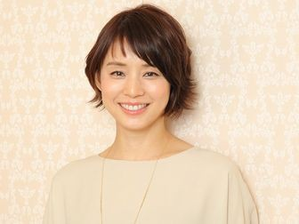 石田ゆり子,髪型