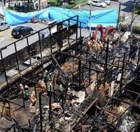 川崎火災,場所,原因,簡易宿泊所,名前,どこ