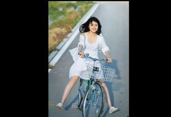有村架純,自転車,木梨