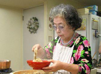 鈴木登紀子,料理教室,田園調布,教室,レシピ,本,今日の料理,NHK