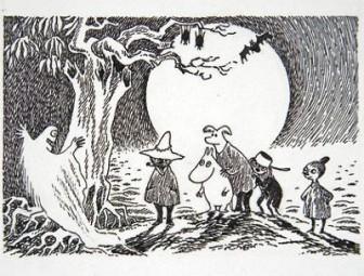 トーベ・ヤンソン ムーミン 画像