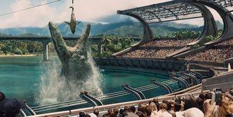 ジュラシックワールド,モササウルス,海の恐竜